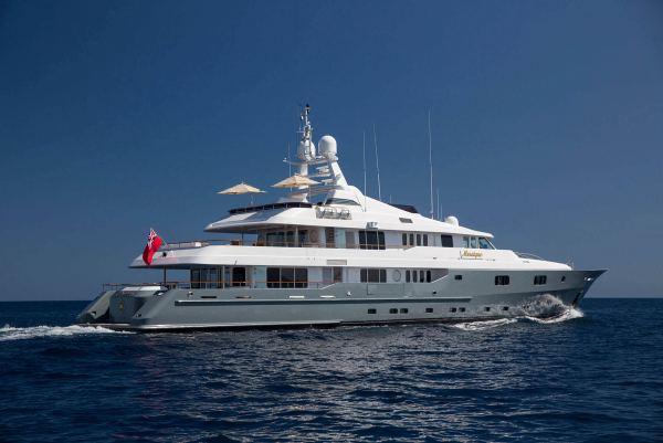 Proteksan Yacht 50M