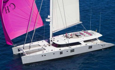 Che Sunreef Catamaran 1