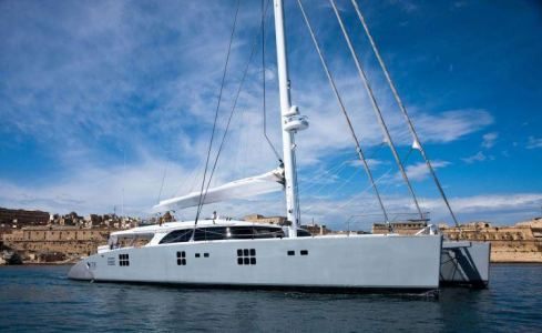 Che Sunreef Catamaran 2