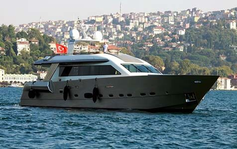 Golden K Noble yachts 2