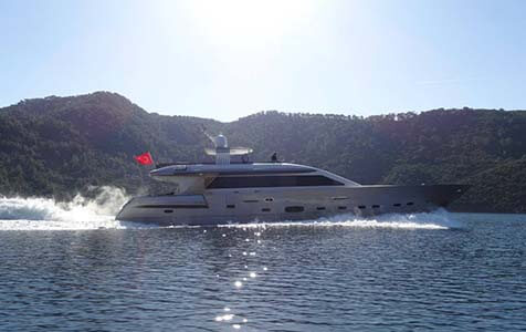 Golden K Noble yachts 3