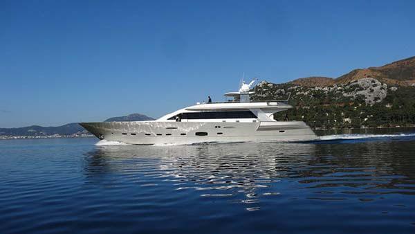 Noble yachts Yacht 32m