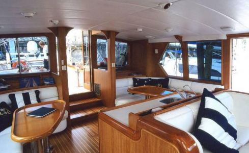 Pacific Eagle Alloy Yachts 4