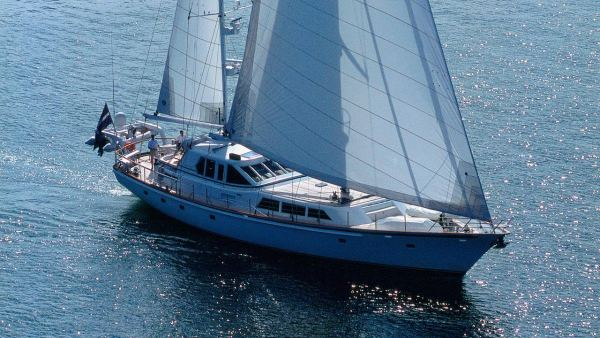 Alloy Yachts Sloop 31m