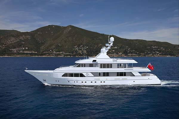 Feadship Yacht 39M