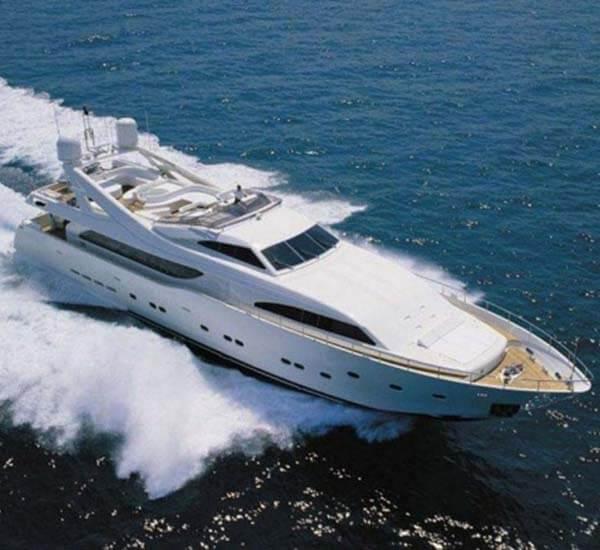 Ferretti Yacht 34M