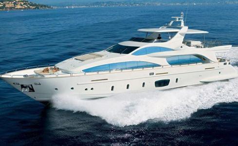 Stromboli Azimut Yachts 1