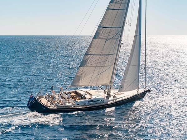 Clelands Yacht 59M