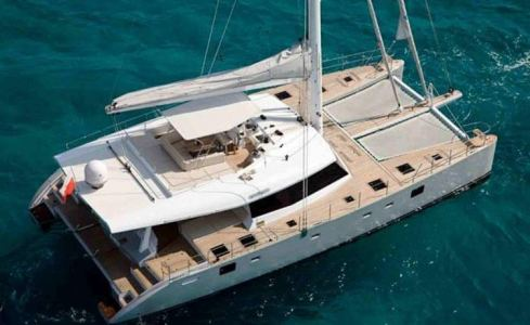 Depende IV Sunreef Catamaran 1