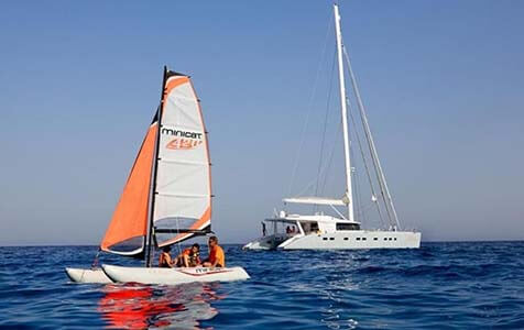 Maitai Sunreef Catamaran 2