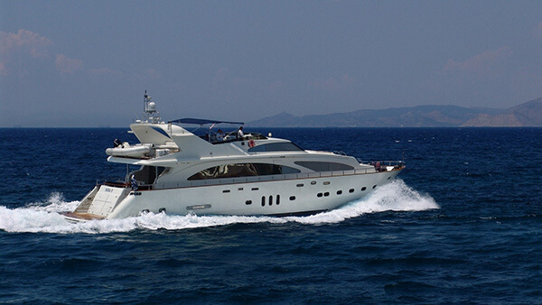 Elegan Yacht 28m