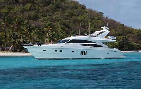 Sorana Princess Yachts 1