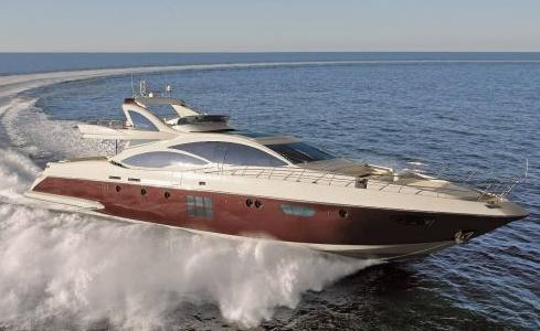 Sultans Way 007 Azimut Yachts 1