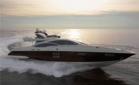 Sultans Way 007 Azimut Yachts 2