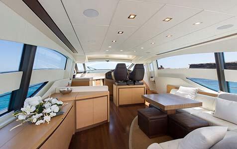 Shalimar Pershing Yachts 9