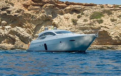 Shalimar Pershing Yachts 2