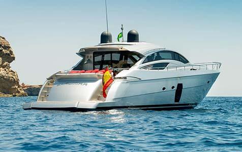 Shalimar Pershing Yachts 3