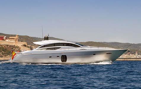Shalimar Pershing Yachts 4