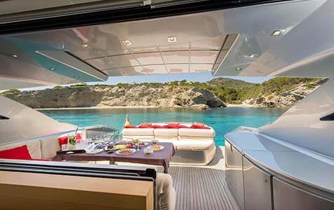 Shalimar Pershing Yachts 5