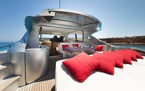 Shalimar Pershing Yachts 6