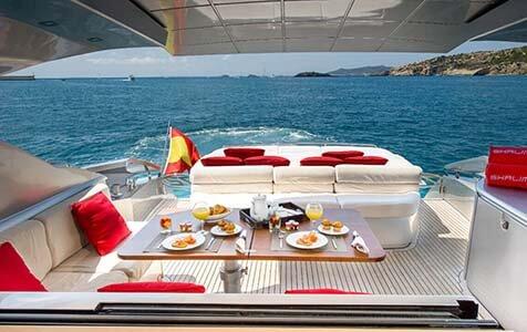 Shalimar Pershing Yachts 7