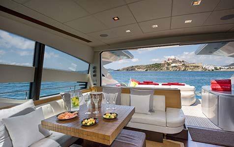 Shalimar Pershing Yachts 8