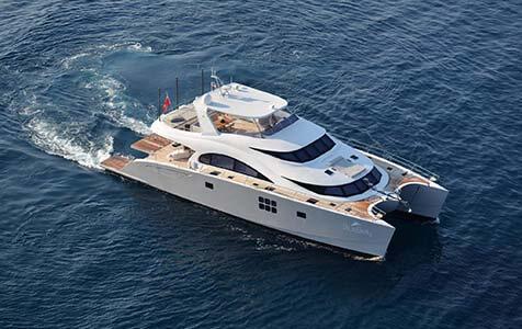 Damrak Sunreef Catamaran 1