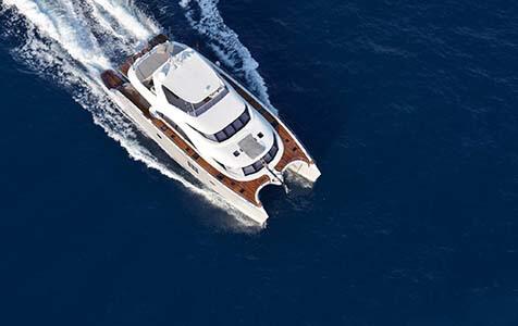 Damrak Sunreef Catamaran 3