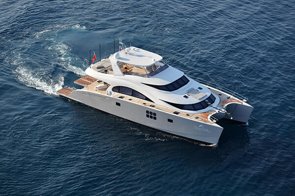 Sunreef Catamaran Power 70'