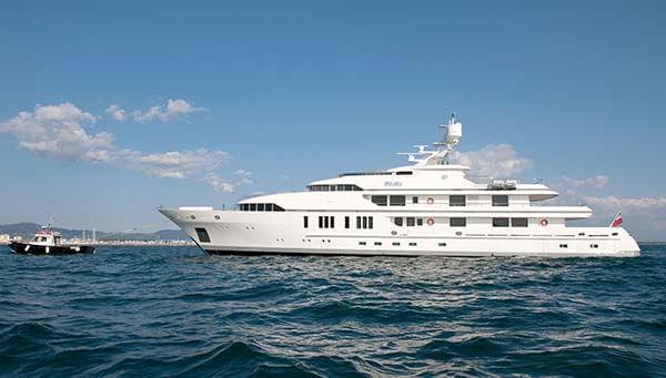 Viareggio Yacht 62M