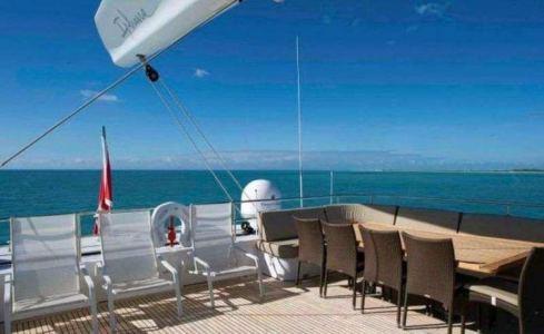 Ipharra Sunreef Catamaran 8
