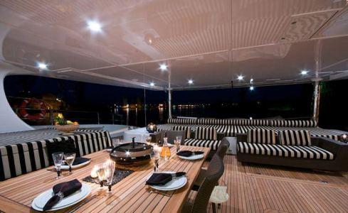 Ipharra Sunreef Catamaran 17