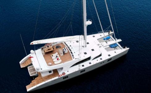 Ipharra Sunreef Catamaran 1