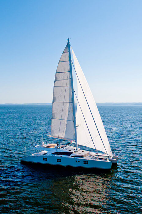 Ipharra Sunreef Catamaran 6