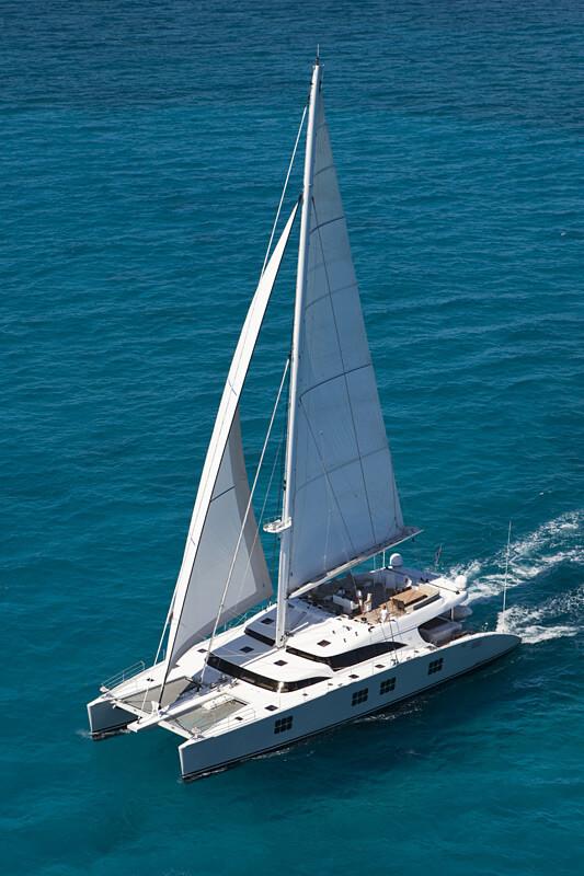 Ipharra Sunreef Catamaran 7