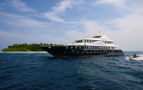 Dhaainkan baa Fairline Maldives 1