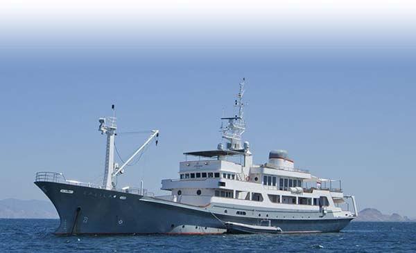Custom Phinisi 55M