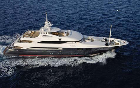 O Neiro Golden Yachts 1
