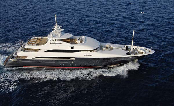 Golden Yachts - 52M
