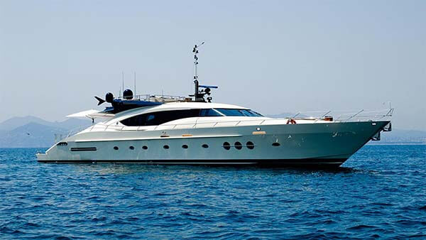 Palmer Johnson Yacht 120'