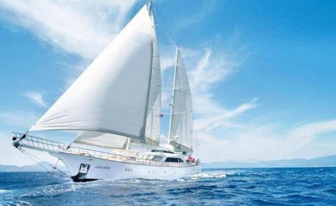 Alessandro I Ruth Yachting  1