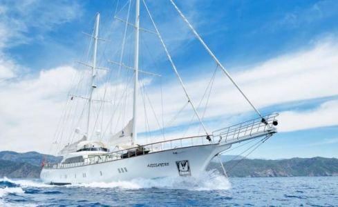 Alessandro I Ruth Yachting  2