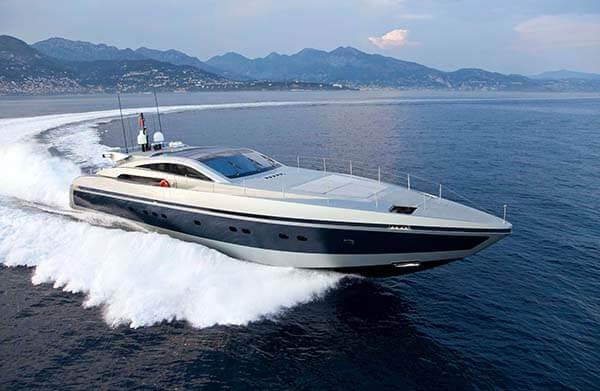 Baglietto Yacht 105'