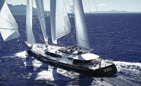 Drumbeat Alloy Yachts 1