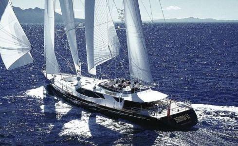 Drumbeat Alloy Yachts 1