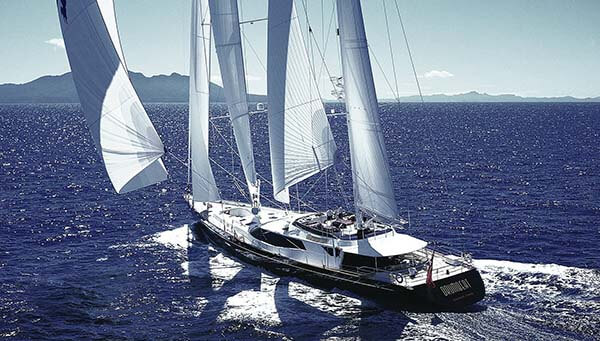 Alloy Yachts Sloop 53M