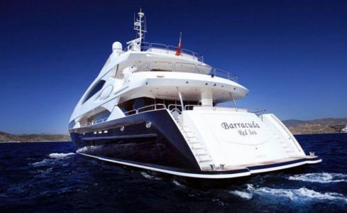Barracuda Red Sea Sunseeker 2