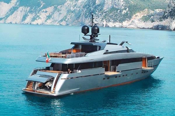 San Lorenzo Yacht 125'