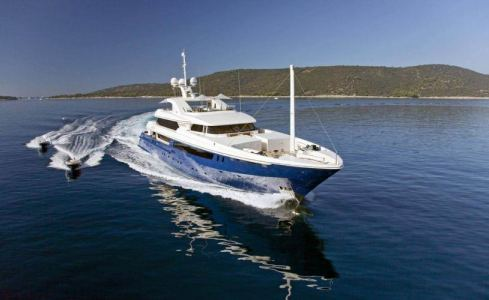 Superyachtcharter Mary Jean II