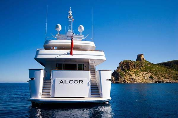 Heesen Yacht 35M